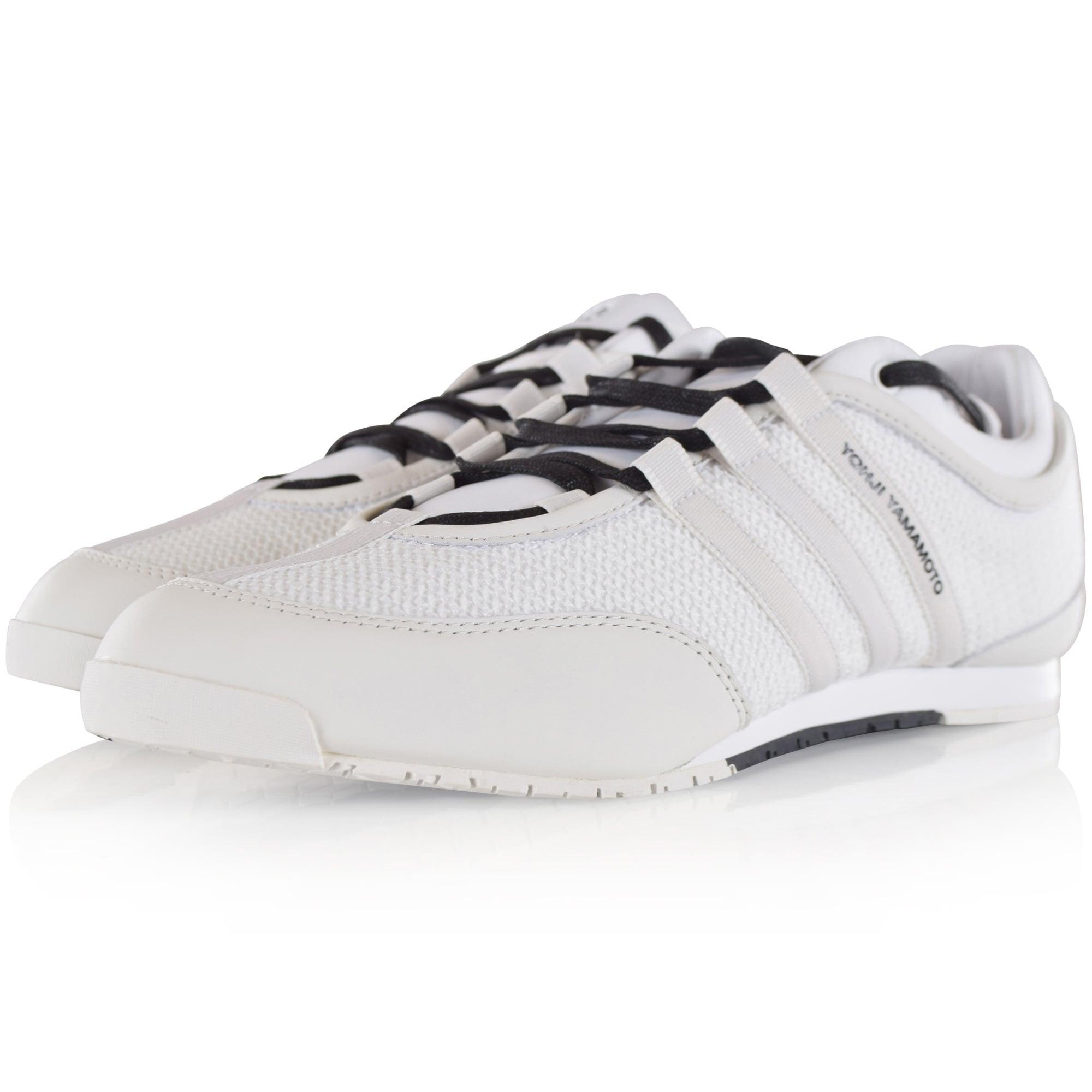 ADIDAS Y-3 Adidas Y-3 White Mesh