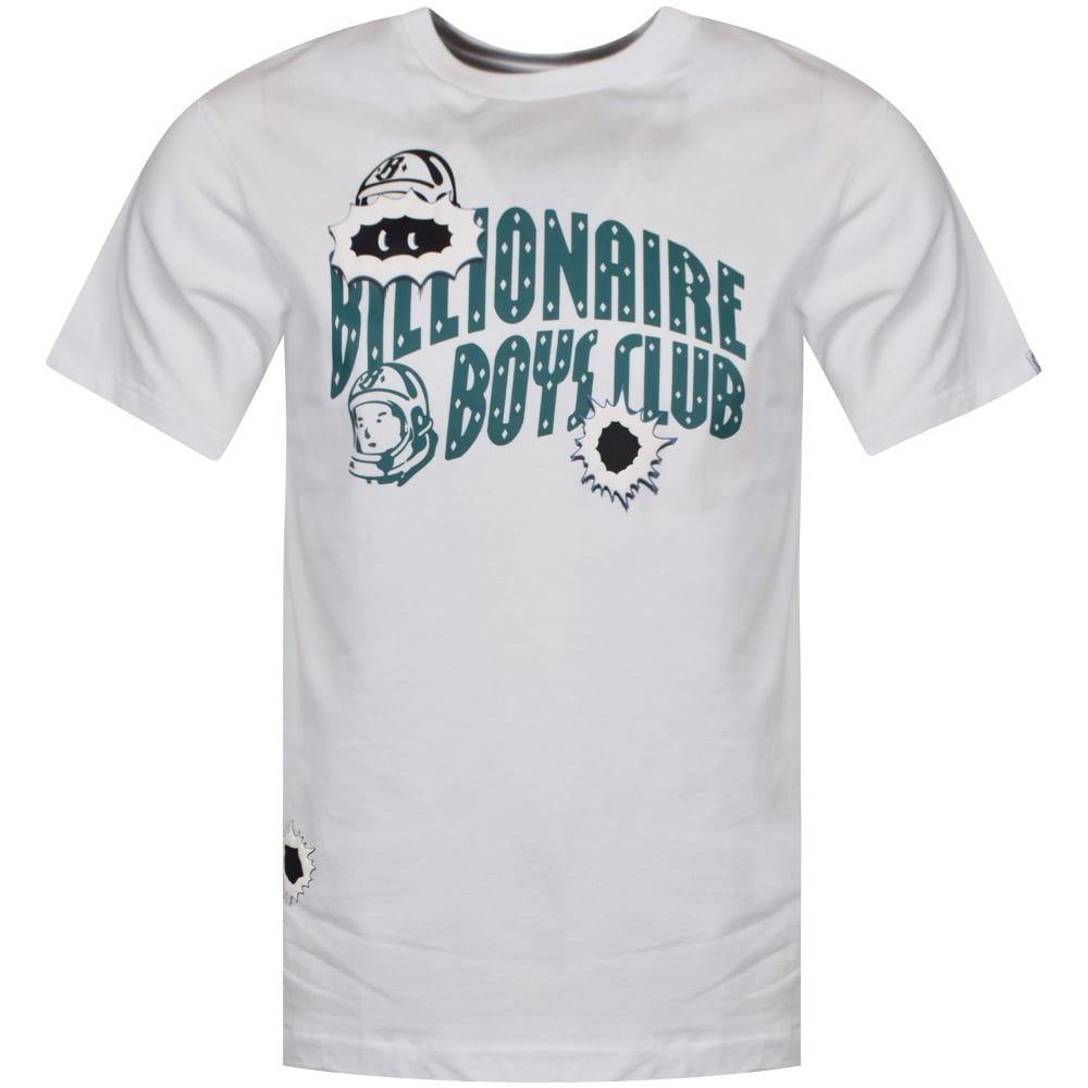 billionaire boys club white t shirt
