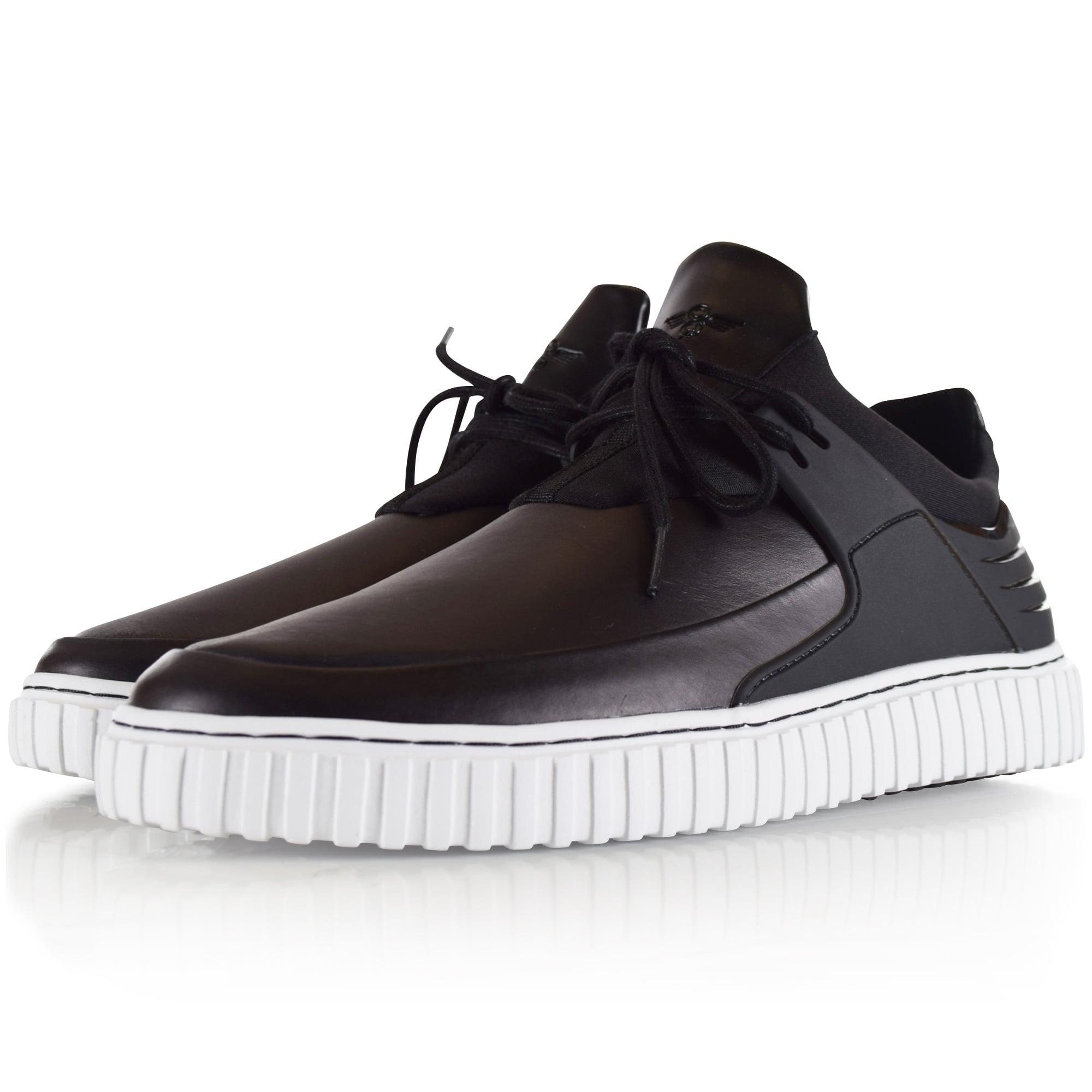 Black Castucci Trainers - Footwear