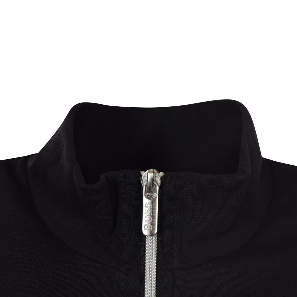fa06dbc70 HUGO BOSS Black Zip Through Tracksuit Jacket - Jackets/Coats from ...