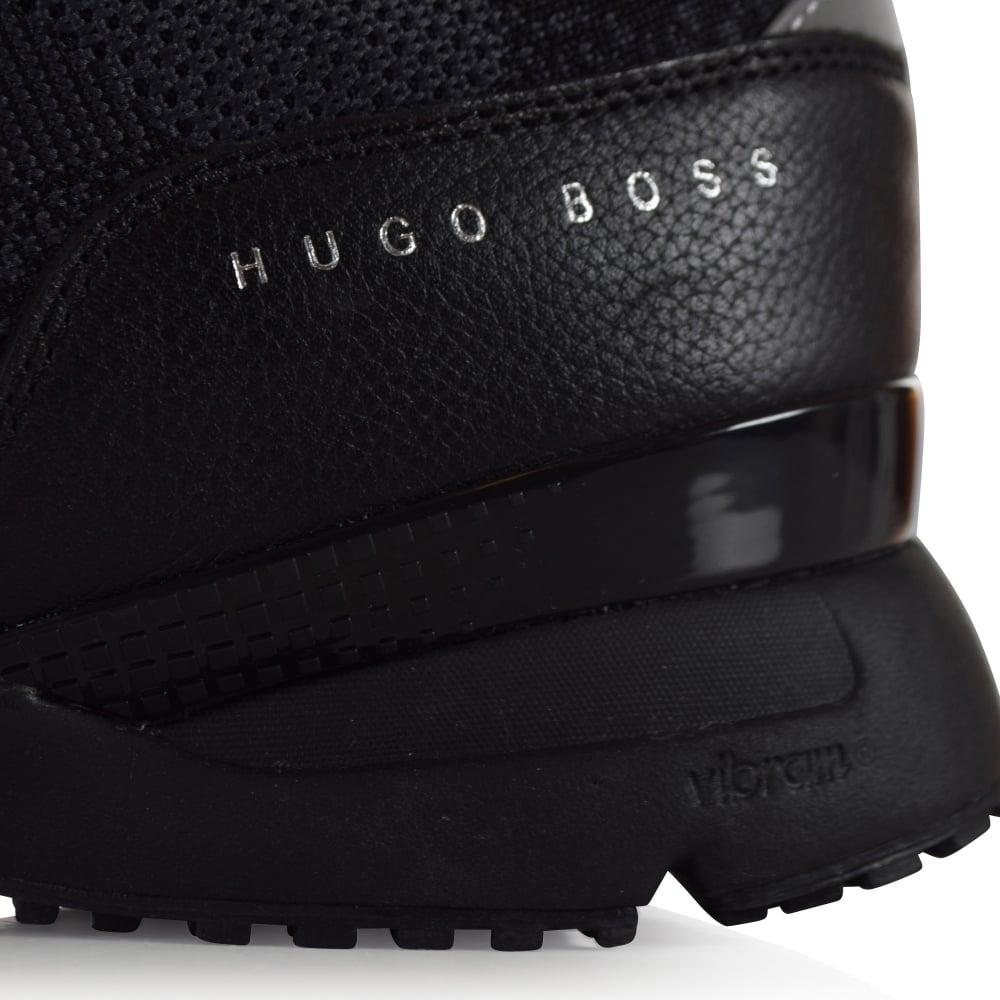 BOSS ATHLEISURE Hugo Boss Green Black
