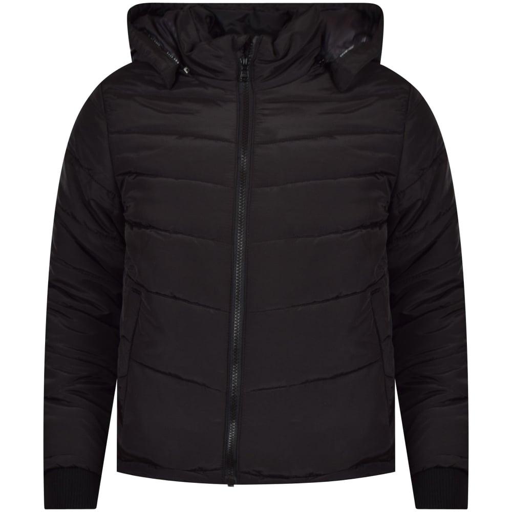 hugo boss jacket puffer