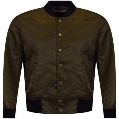 86ae2b206 KENZO Kenzo Black Multi-Colour Logo Print Coach Jacket - Jackets ...