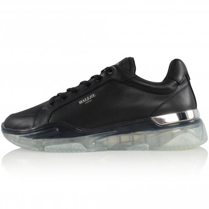 MALLET FOOTWEAR Clear Black Kingsland