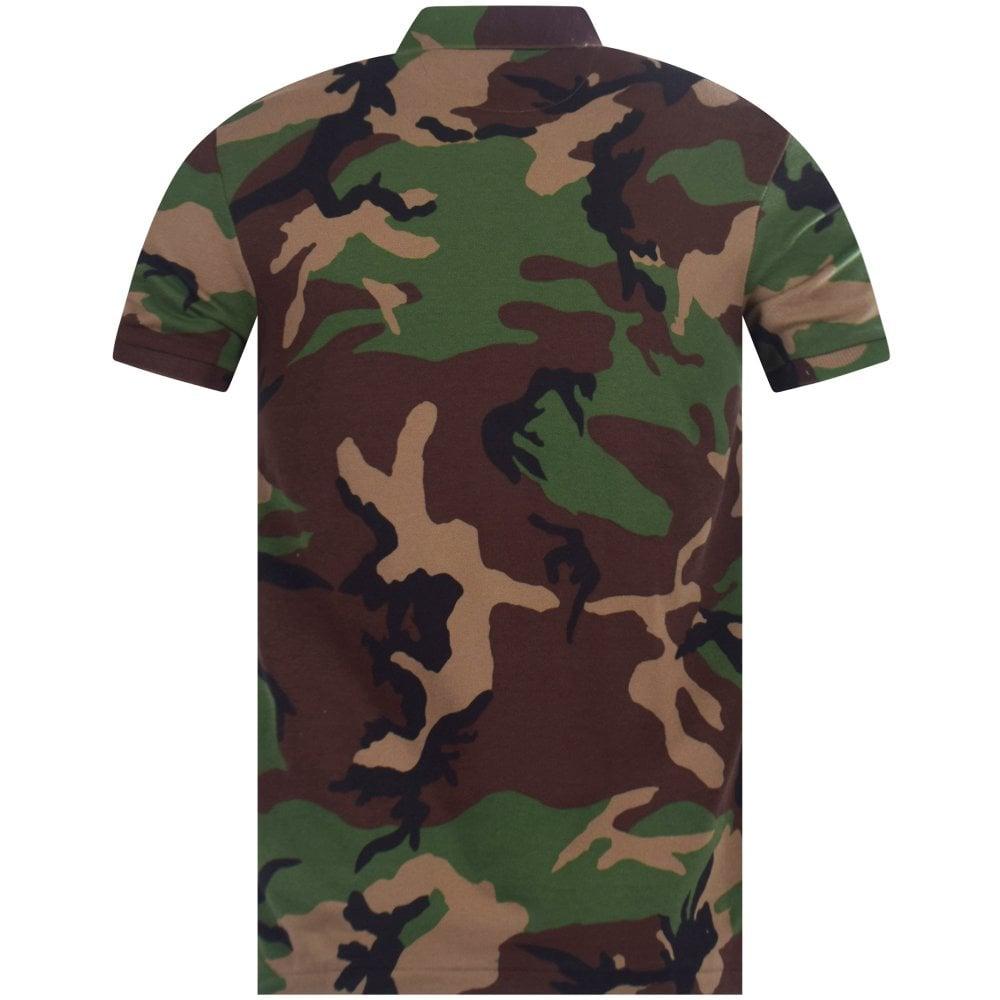 Polo Ralph Camouflage Camouflage Polo Polo Lauren Camouflage Shirt Shirt Lauren Ralph Shirt rxoeCBd