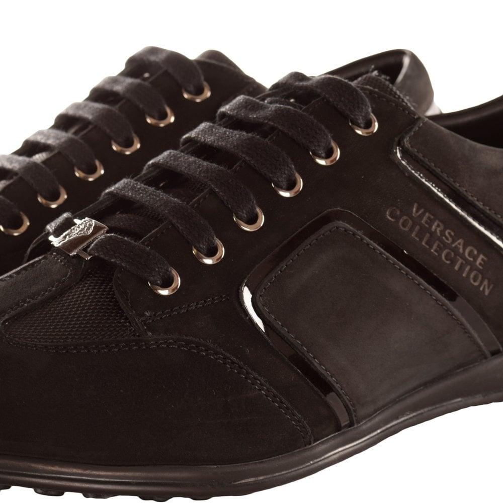 Light Suede Smart Trainer - Footwear