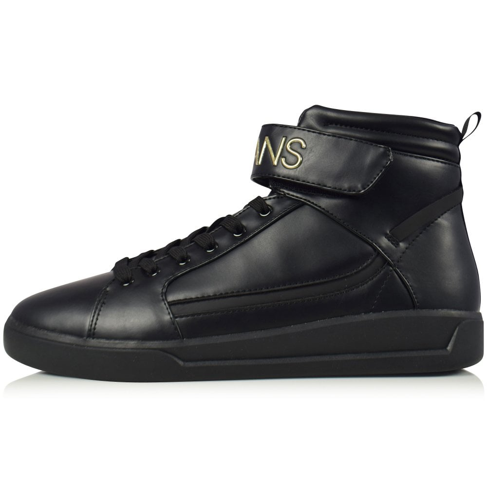 versace trainers high top
