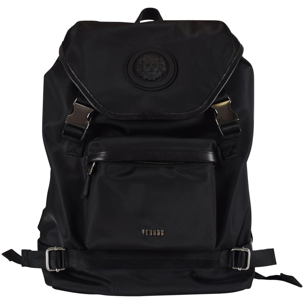 Black Versace Backpack Versace Versace Versace Black Black Backpack Backpack Backpack 3T1ulcFJ5K